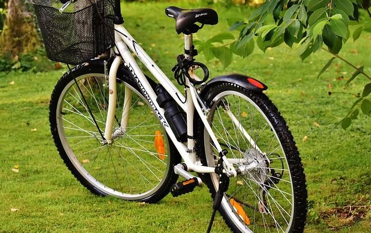 Damski rower trekkingiowy
