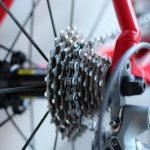 Osprzęt roweru miejskiego