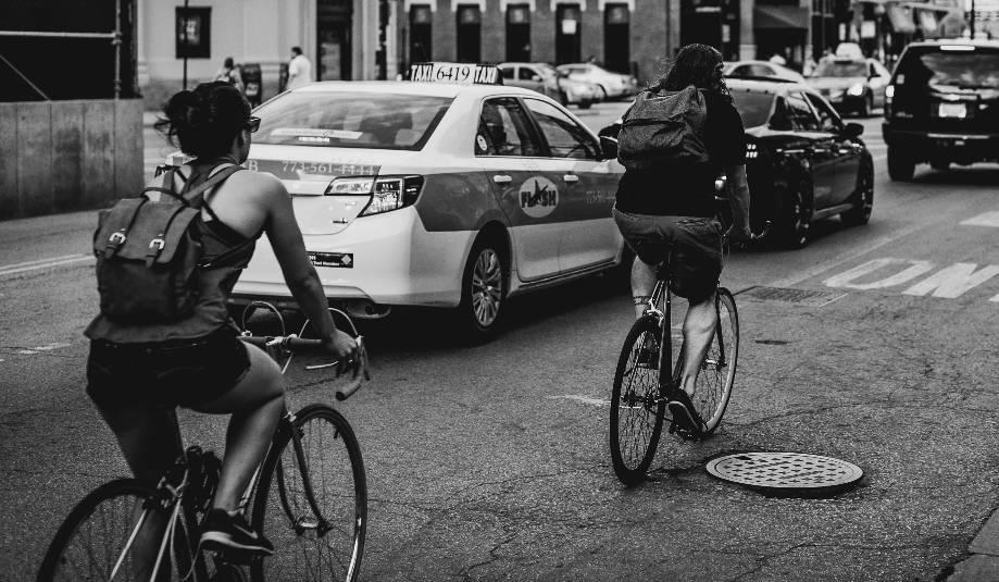Ostre koło - rower miejski