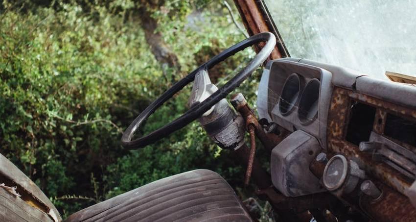 Samochód na autoszrot