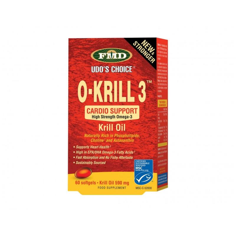 Krill - suplement diety